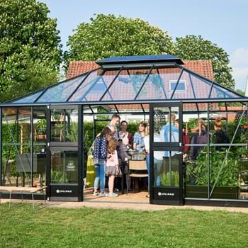 Juliana is launching a great new multifunctional greenhouse