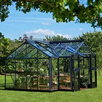 Juliana Orangeri – eine grüne Oase im Garten