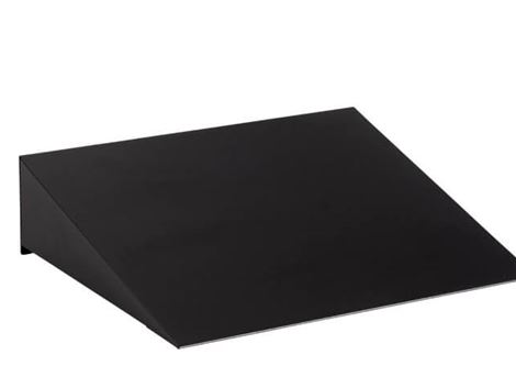ROOF LC2 1 SECTION BLACK