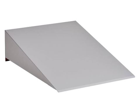 Angled cover for Allux PC1 - 1 section