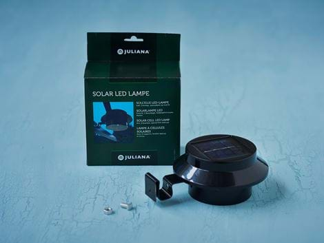 Solar LED-lamp