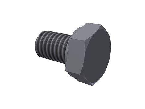 #995/#994 Schraube M6*10mm f. Fundament