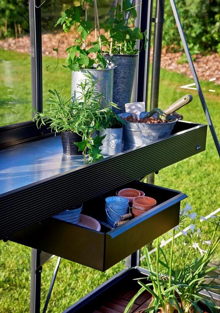 alutisch integriert. Black Bedroom Furniture Sets. Home Design Ideas
