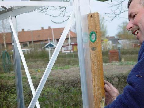 Julianna Orangery Installation