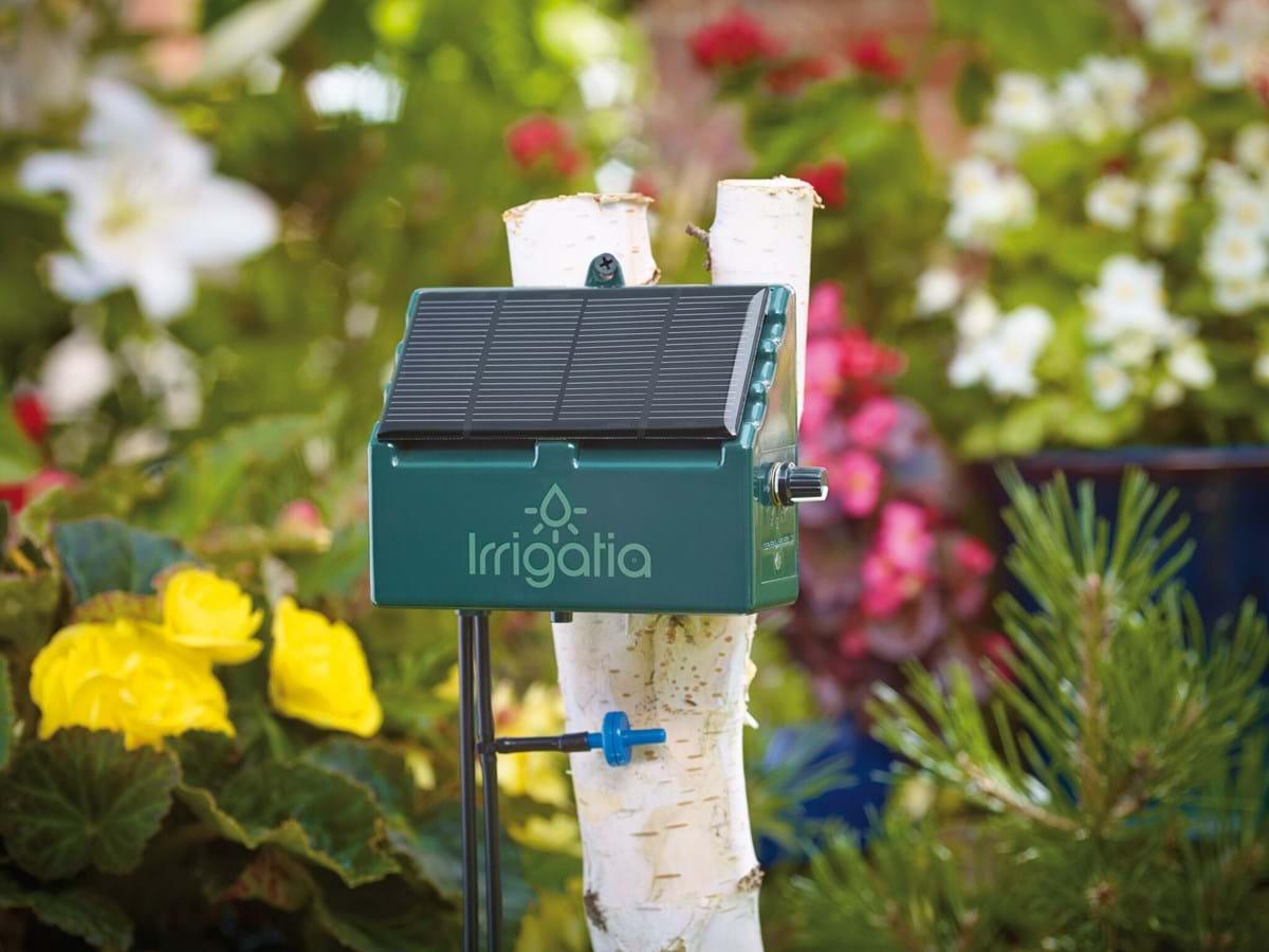 Frisk Solar automatisk vandingssystem | Drivhuscenter.dk JQ-73