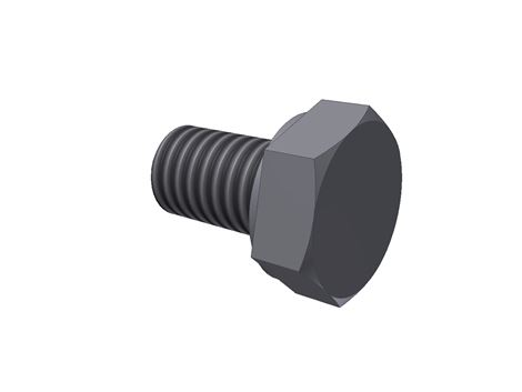 #995 / #994 M6X10 MM BOLT - FUNDAMENT - 995